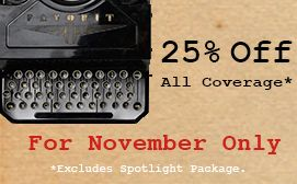 As a small thank you to our incredible writing community, we want to say thanks by offering 25% off our entire line of script coverage services for the month of November.   http://launchpad.tracking-board.com/november-2014-sale/