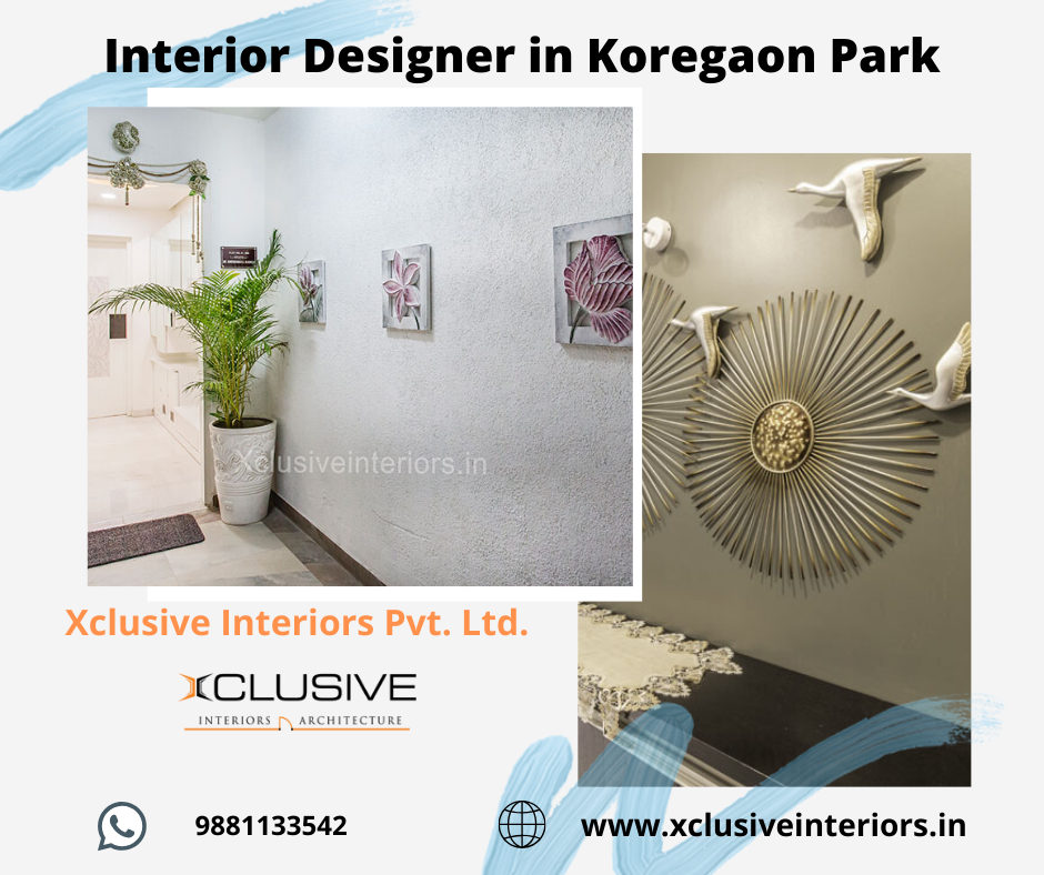 Xclusive Interiors Pvt Ltd Is One Of The Topmost Interior