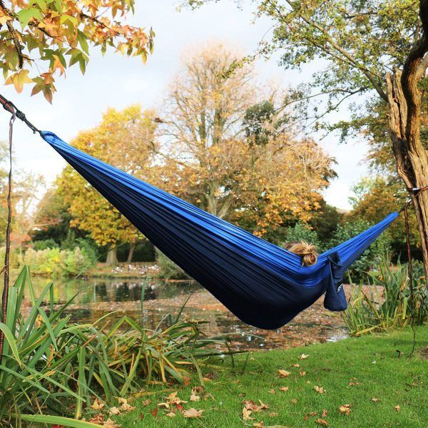 review com relax stand nomad anywhere eno with hammock
