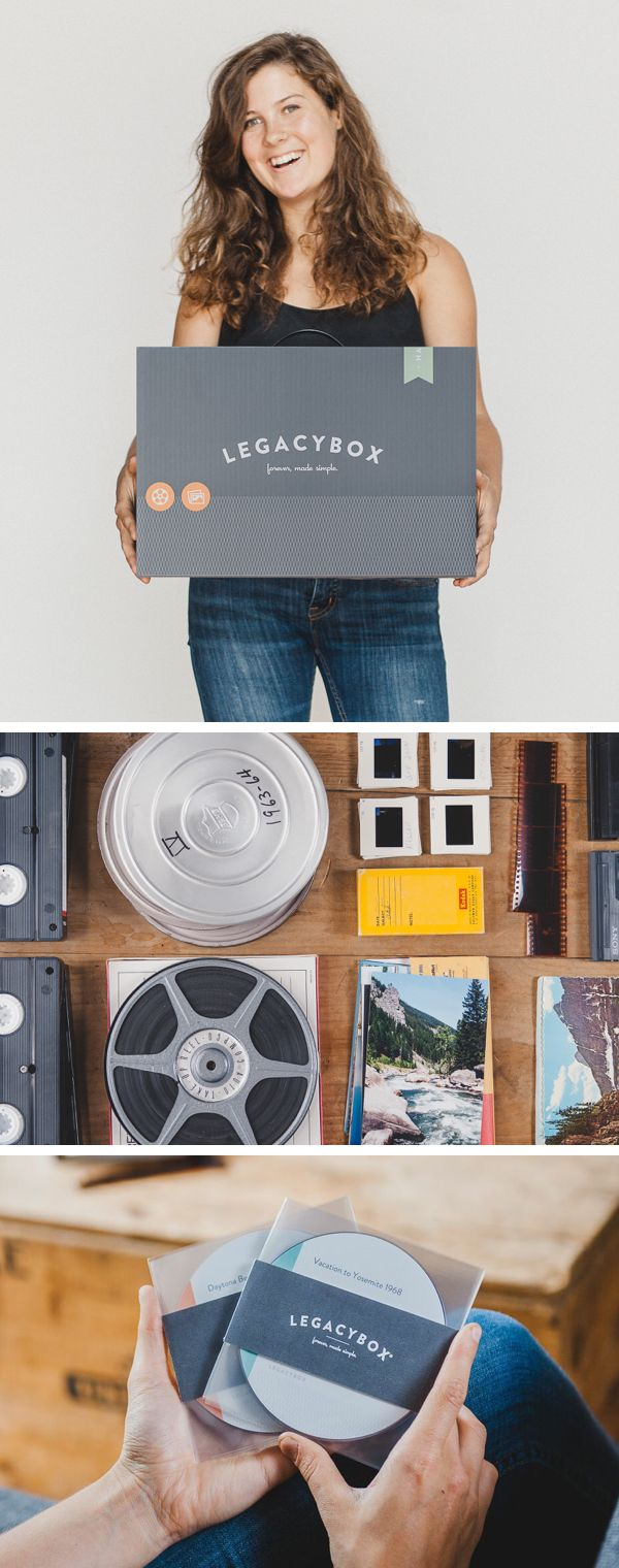 The easiest, simplest, and most beautiful way to preserve your outdated tapes, film, pictures and audio digitally.