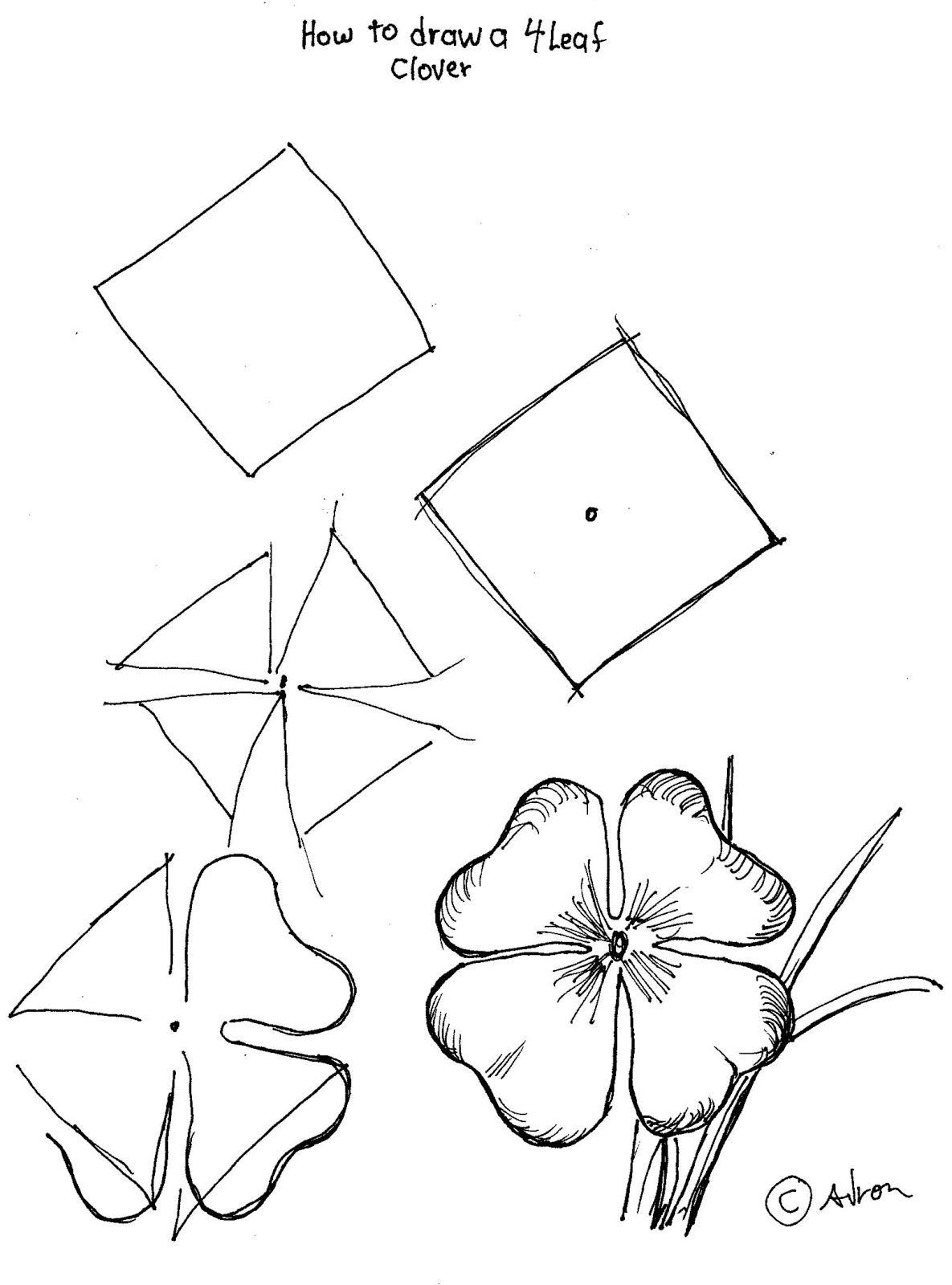 Cómo dibujar Hojas de trabajo para el joven artista: Jardín ...