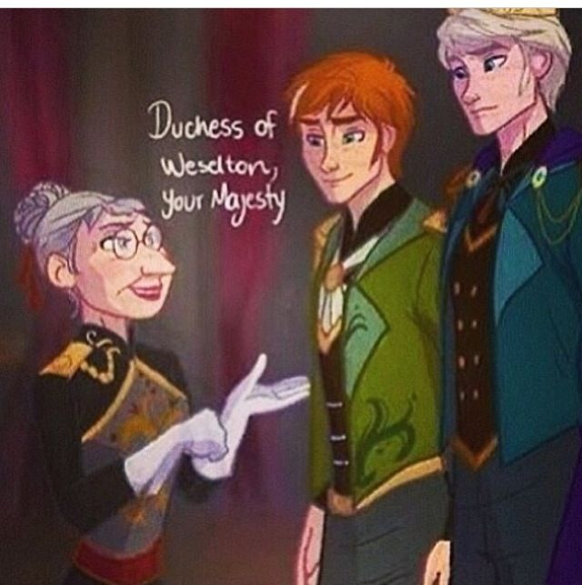 Opinion Gender disney swap frozen join