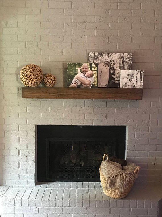 8 ft fireplace mantel