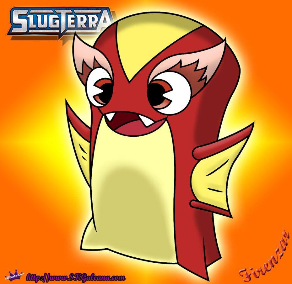Free Firenzar Coloring Page from Slug It Out | Aficionados y Fiestas