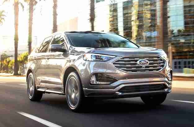 2021 Ford Edge Redesign 2021 Ford Edge Redesign The 2021 Ford Edge