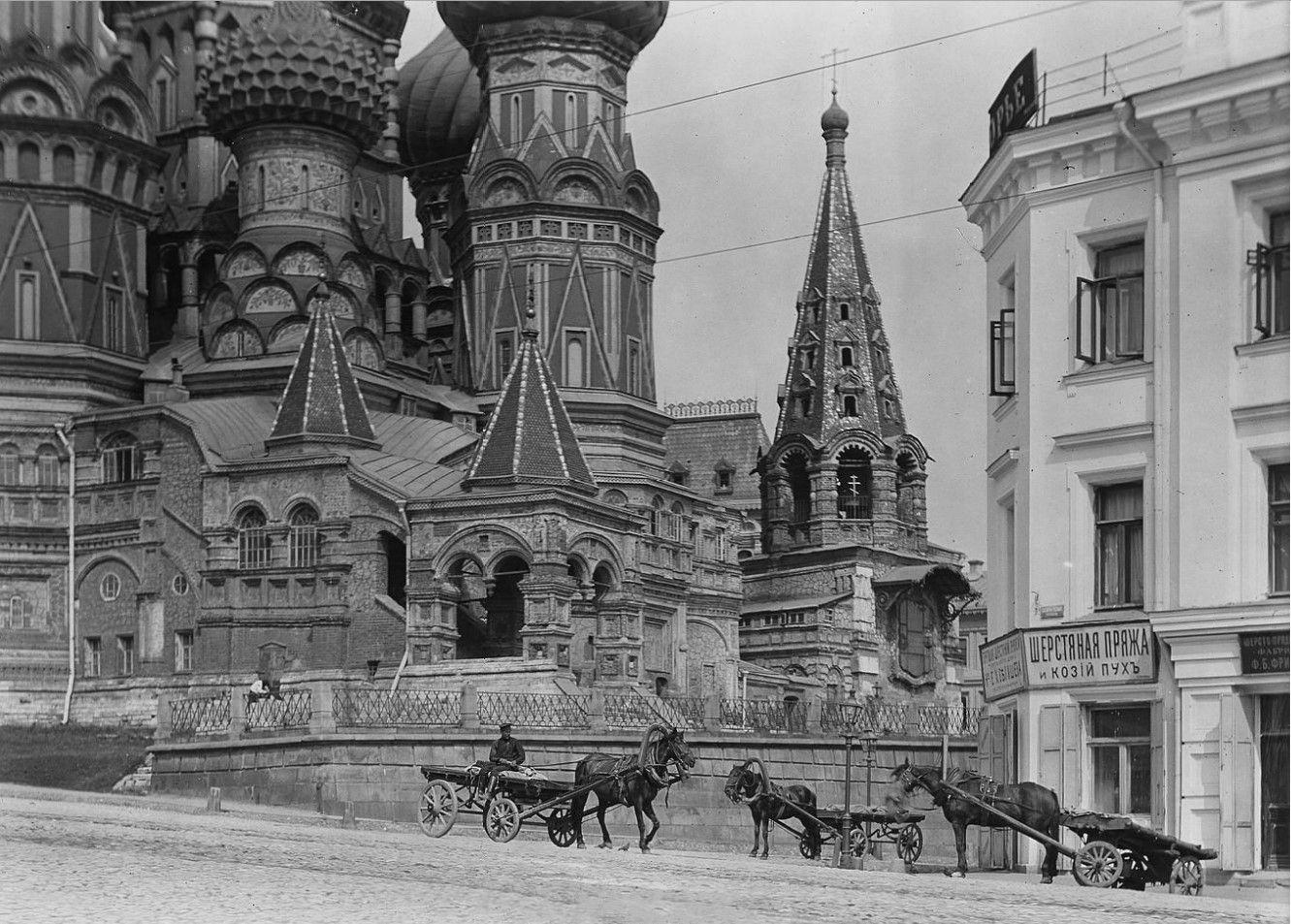 Москва. Часть 79 | Москва, Старые фото и Россия