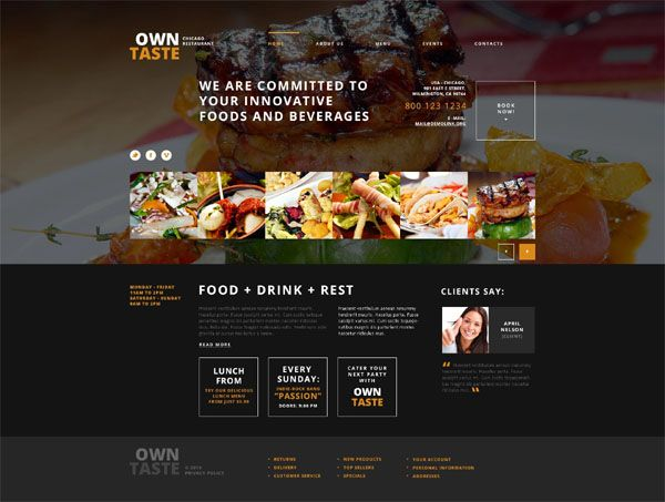 Restaurant responsive wordpress template best wordpress restaurant restaurant responsive wordpress template best wordpress restaurant theme restaurant responsive wordpress theme free download free wordpress forumfinder Choice Image