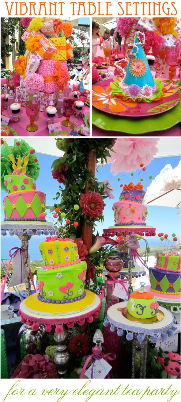 Alice In Wonderland Orange County Tea Party Wow Not That I Would EVER Have The Time Or Creativity To Put This Together But It Is SO Cool