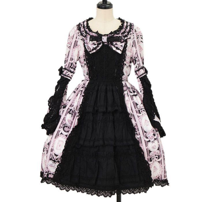 ♡ BABY THE STARS SHINE BRIGHT ♡ Marie Antoinette dress http://www.wunderwelt.jp/products/detail9883.html ☆ ·.. · ° ☆ How to buy ☆ ·.. · ° ☆ http://www.wunderwelt.jp/user_data/shoppingguide-eng ☆ ·.. · ☆ Japanese Vintage Lolita clothing shop Wunderwelt ☆ ·.. · ☆