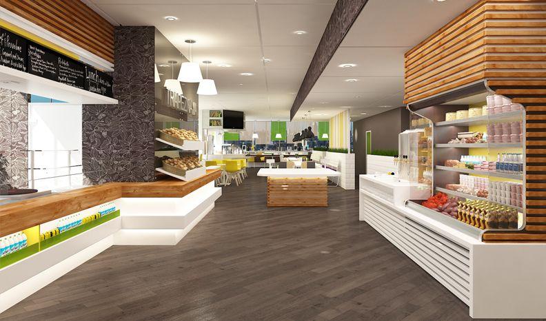 interior design | TRAPEZNAYA cafe by Nostro | Pinterest | Cafe ...