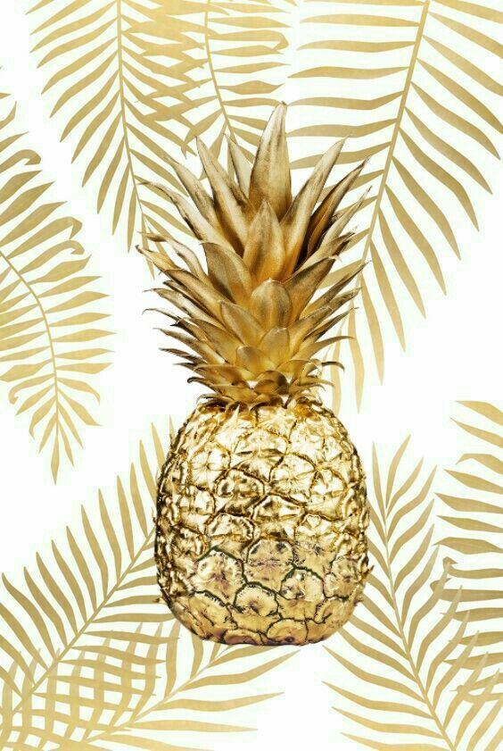 Cute Pineapple Iphone Wallpaper Pi 241 A Dorada Fondos De Pantalls Pinterest Iphone