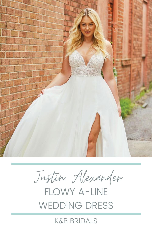 Pin On Justin Alexander Wedding Dresses [ 1500 x 1000 Pixel ]
