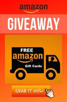 Photo of Grab Free Amazon Gift Card Giveaway –  Love sweepstakes, contests, and giveaways…
