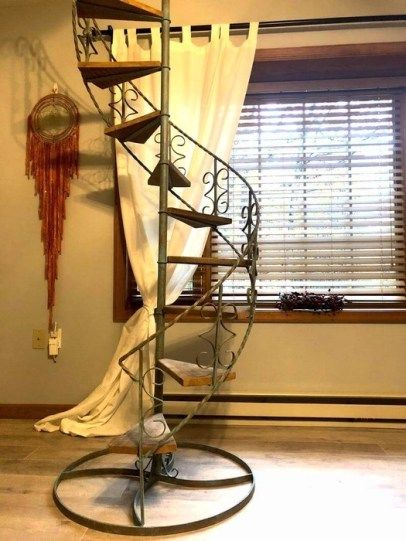 Spiral Staircase Ideas043