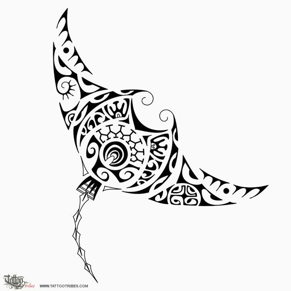 tribal manta ray tattoo pinterest tatuagens designs de tatuagem e maori. Black Bedroom Furniture Sets. Home Design Ideas