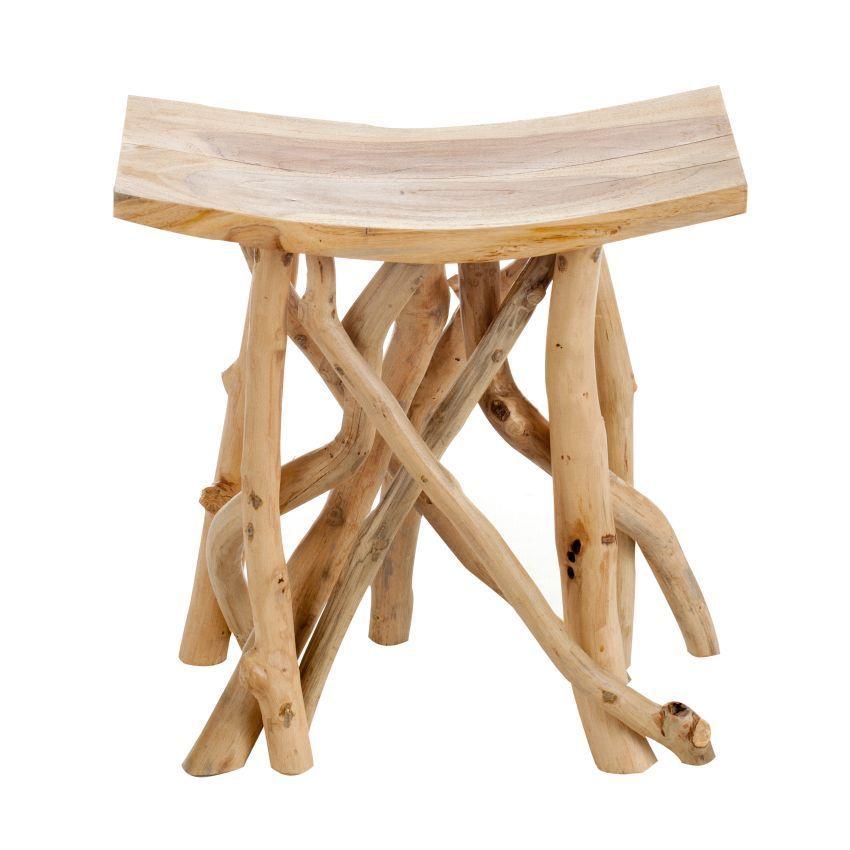 Origineller Hocker Aus Edlem Exotischen Holz In Traditioneller Handarbeit Gefertigt Mit Bildern Stuhlkissen Tischwasche Stylische Mobel
