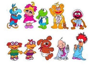 Muppet Babies AHHHH!!! Baby BEAKER!!! | Muppet Babiesl | Pinterest ...