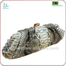 dd900bc8be1d Ladie s Genuine Python Skin Evening Clutch Bag - Buy Python Skin ...