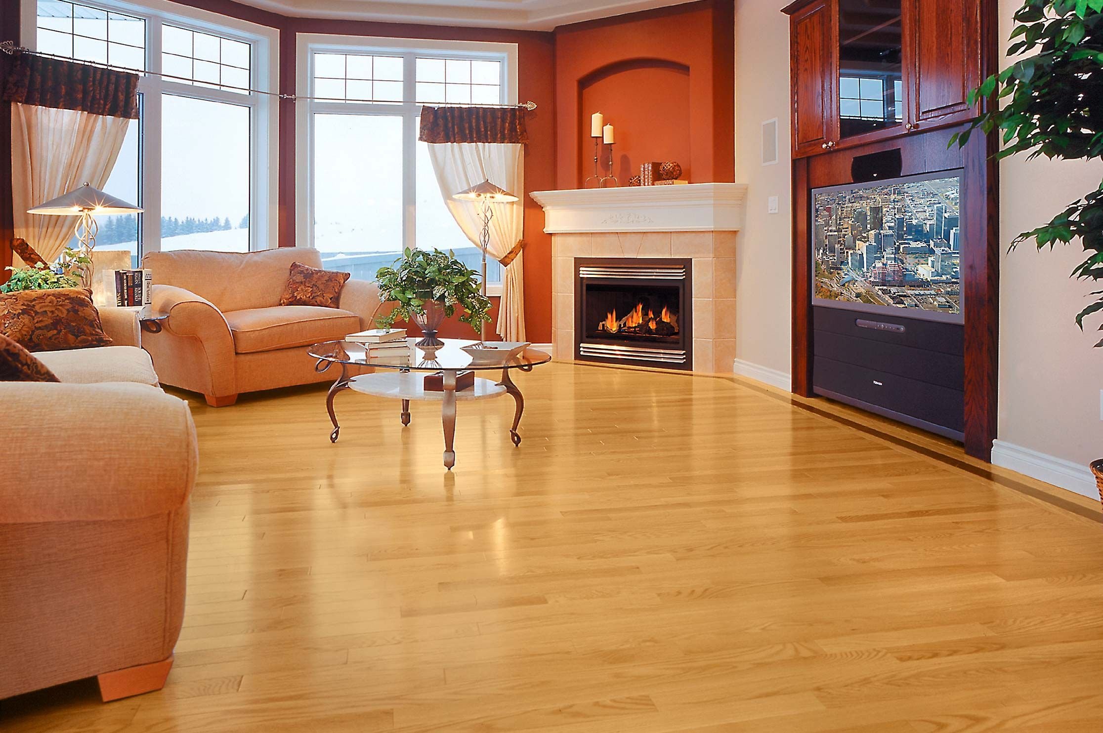 Red Oak Golden - Inspiration Collection by Mirage Floors ...