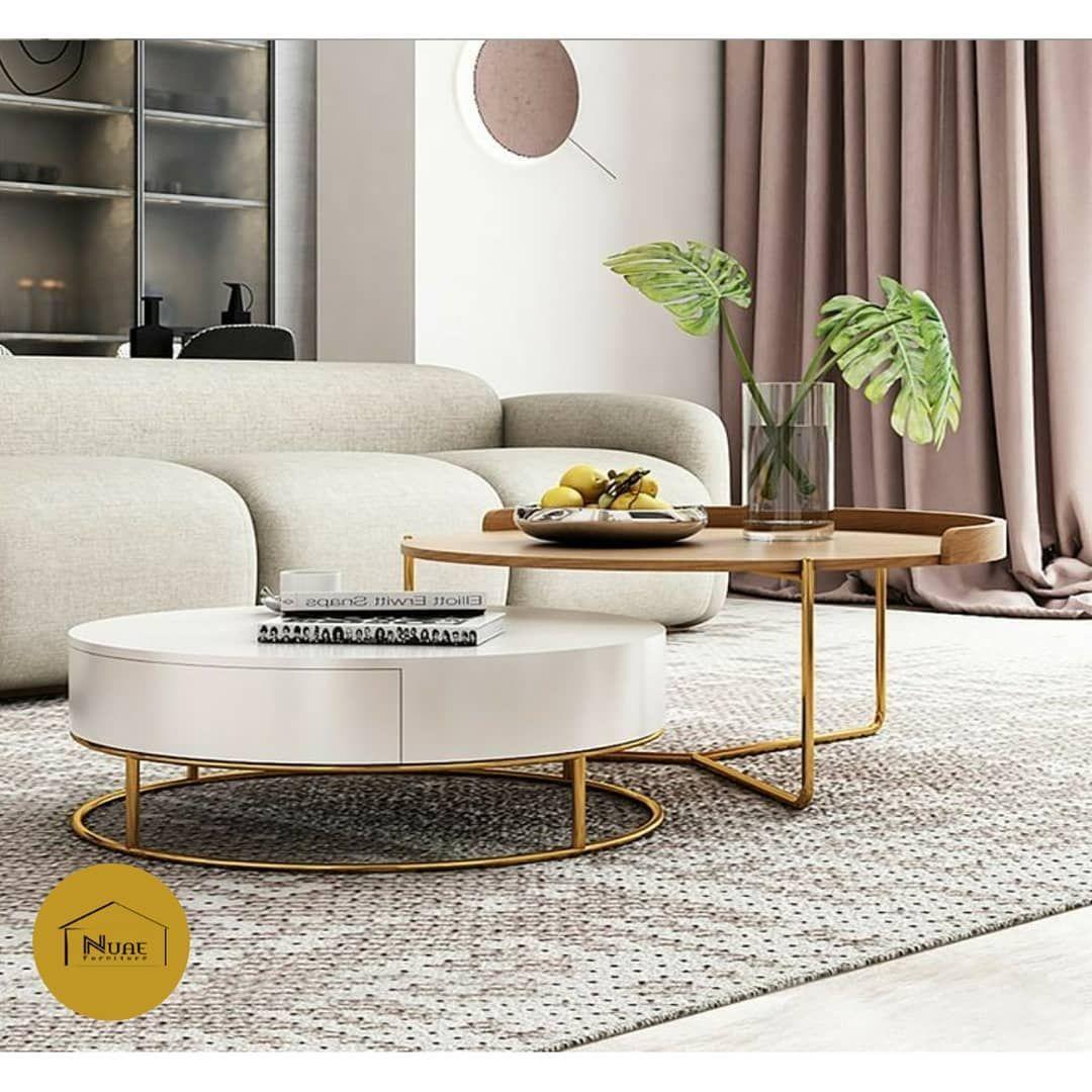 Apa Gaya Furniture Favorit Anda Scandinavian Minimalis Industrial Atau Yang Lainnya Apapun Center Table Living Room Coffee Table Living Room Coffee Table