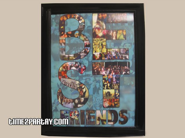 Best Friends Collage Frame Gifts Friends Collage Best Friends