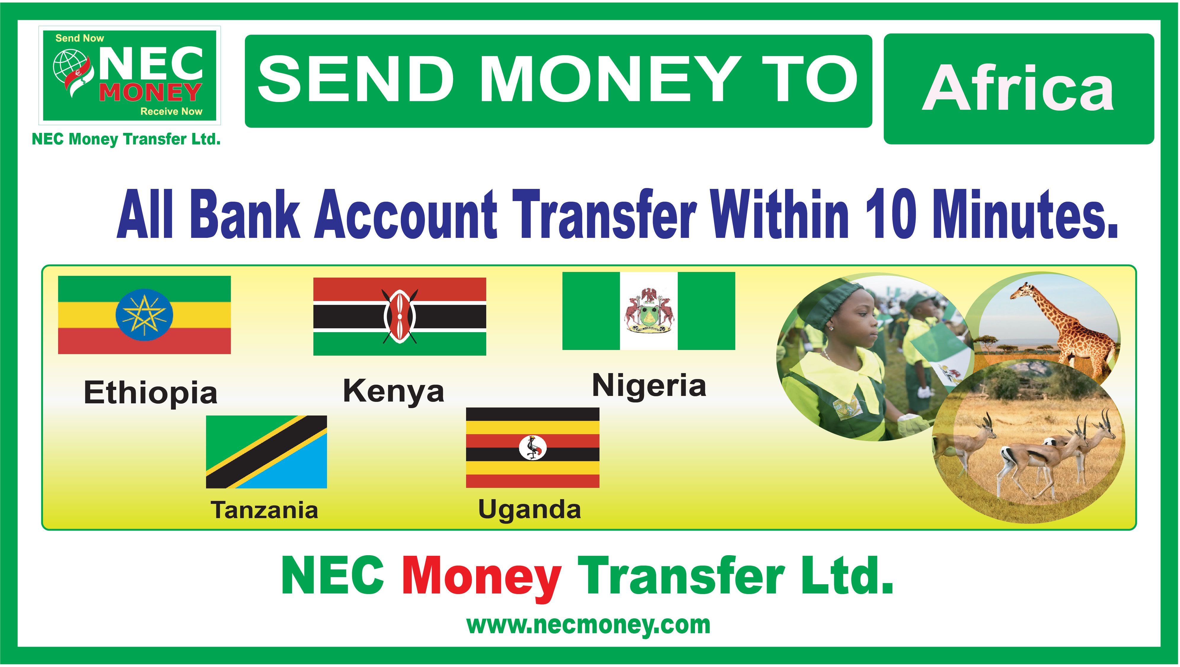 Pin By Nec Money Transfer Ltd On