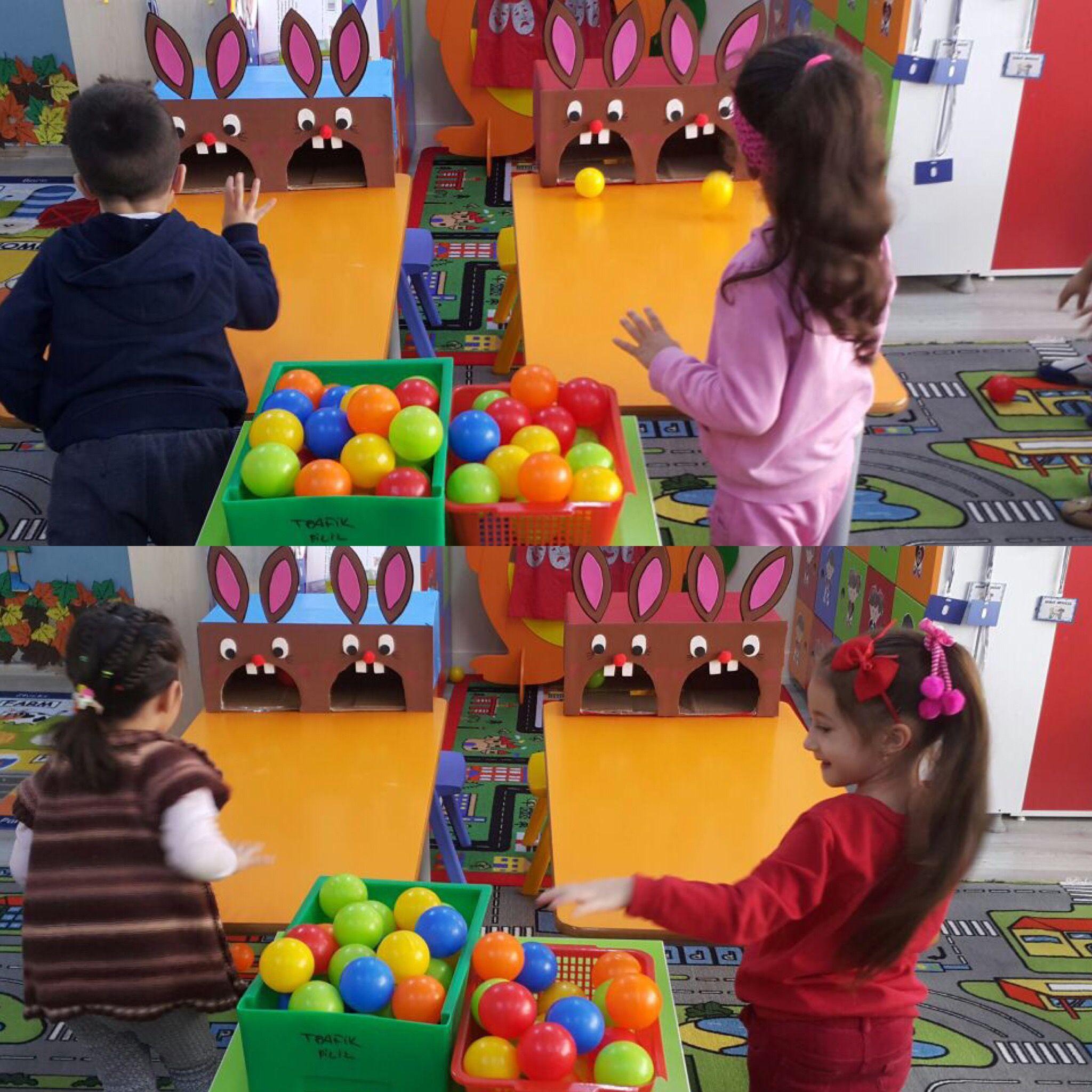 Oyun Okuloncesi Hedef Preschool משחקי ילדים Pinterest Juego