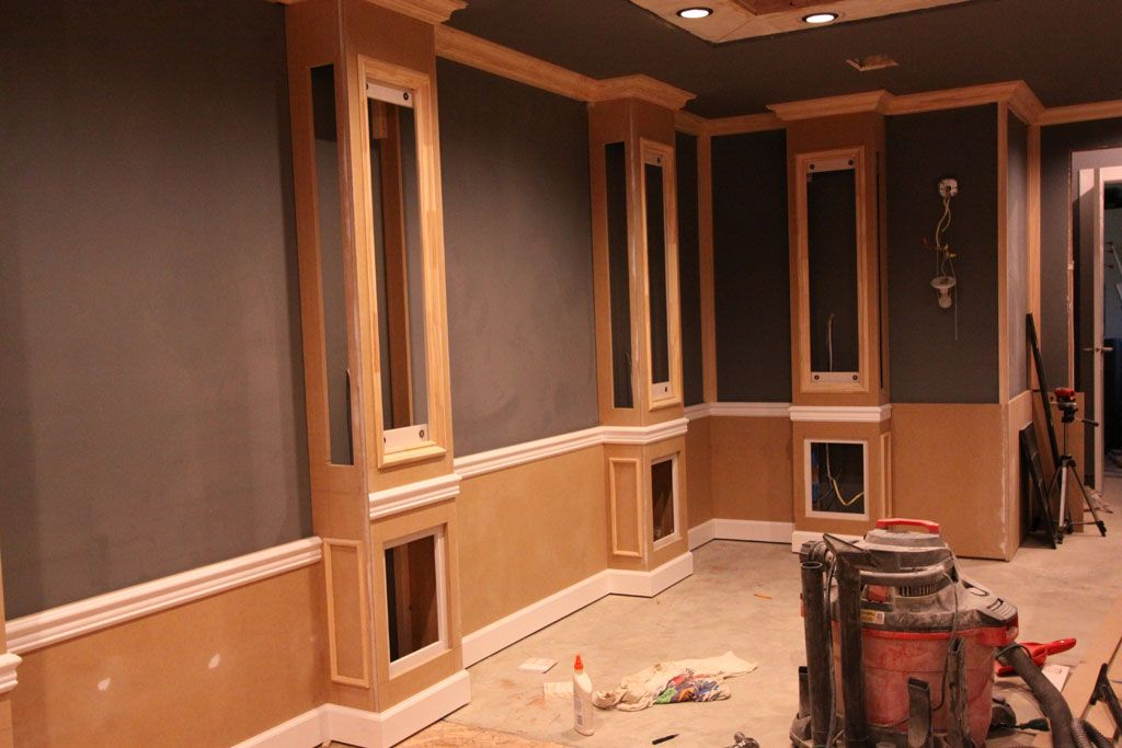The Cinemar Home Theater Construction Thread Page 53 Avs Forum