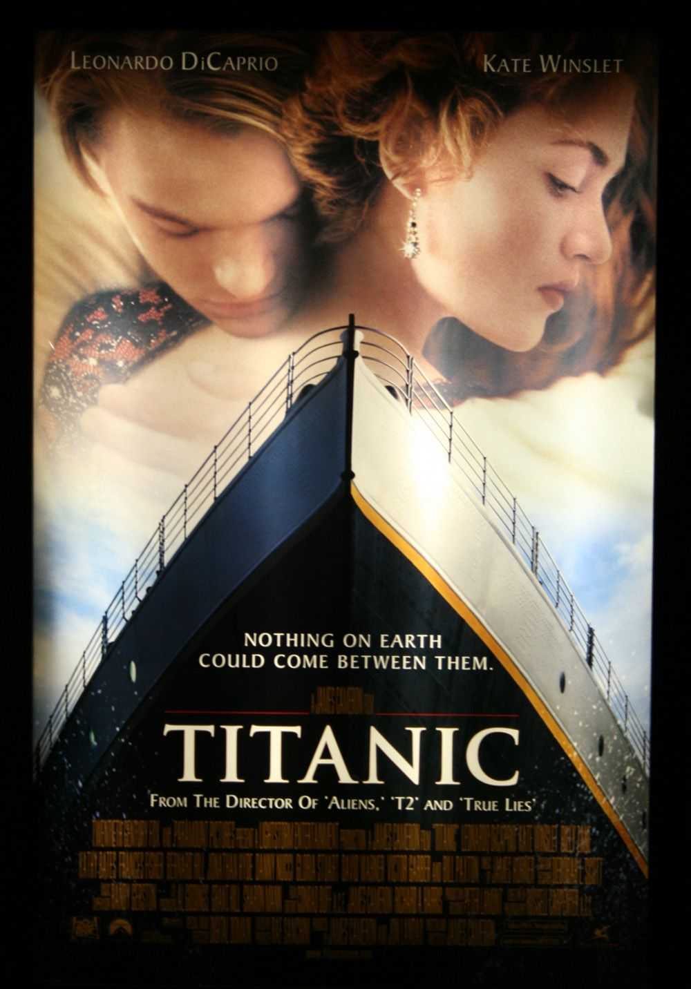 Titanic movie poster essay research paper topics on abortion