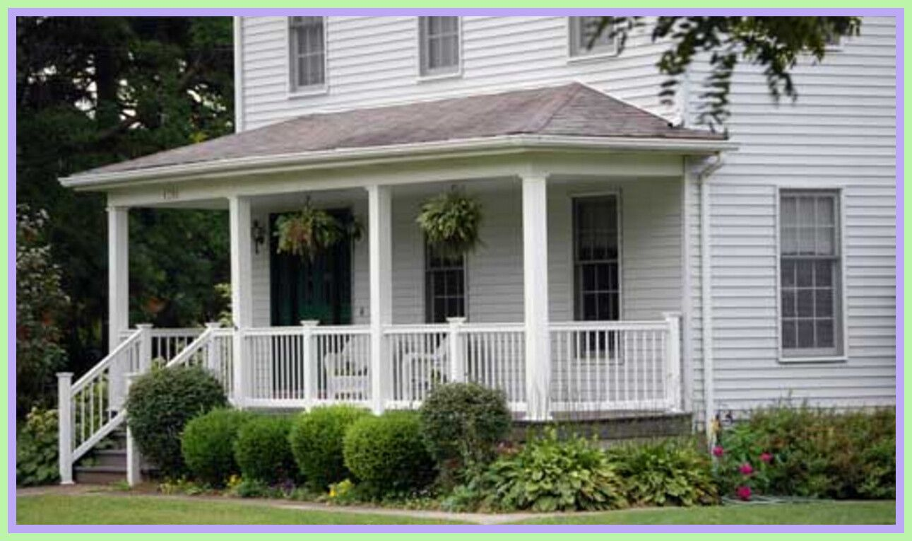 86 Reference Of Hip Roof Front Porch Addition Front Porch Addition Porch Roof House Roof