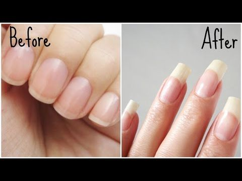 How to grow your nails really fast and long in just 10 days | Mamtha ...