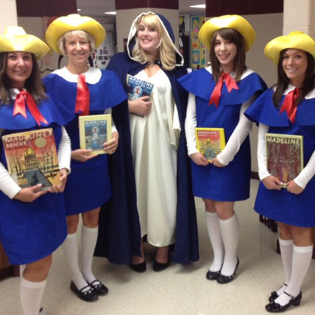 Madeline halloween costumes Pinterest Halloween costumes - team halloween costume ideas