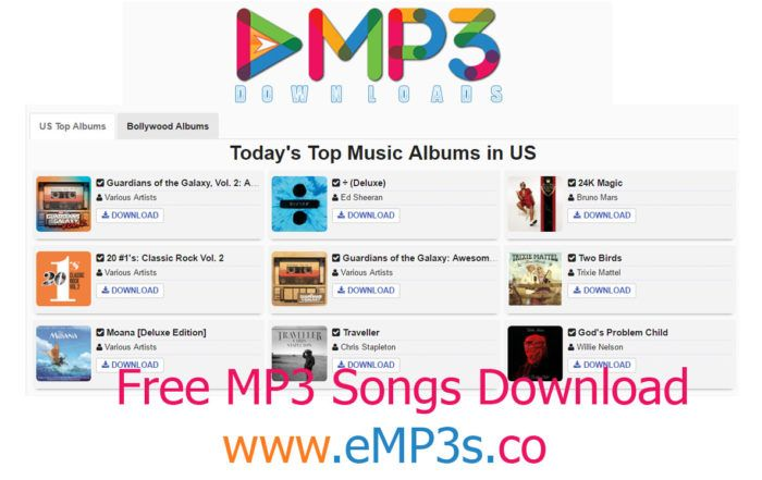 Emp3 Free Mp3 Songs Download Www Emp3s Co Trendebook