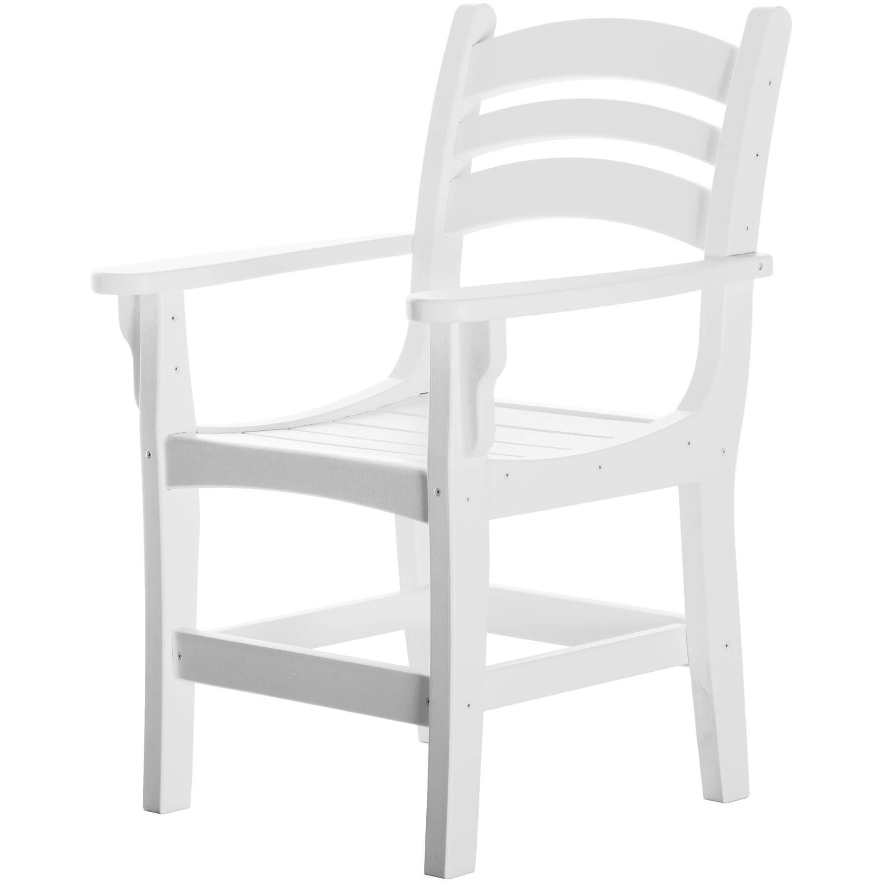 Pawleys Island Durawood Casual Dining Chair With Arms
