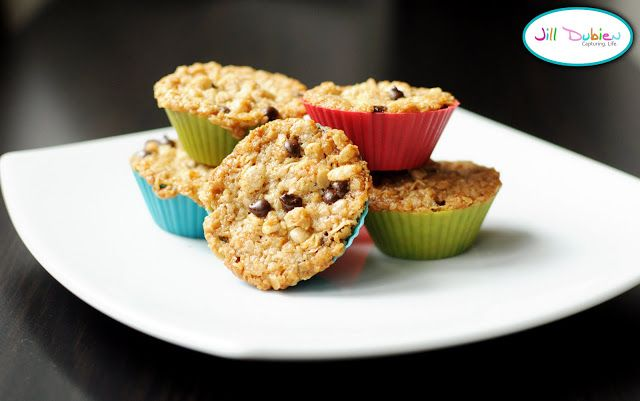 granola bites/bars and free printable from Martha Stewart | Meet the Dubiens