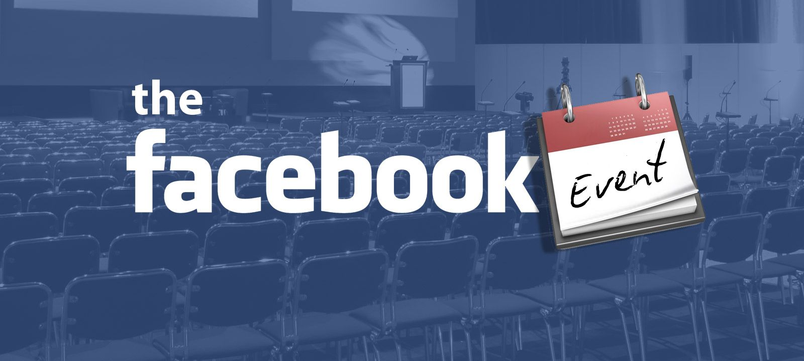 How to Add Facebook Event Photo on your computer