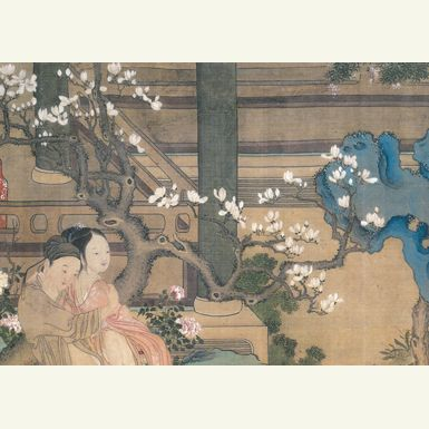 Gardens of Pleasure Sex in Ancient China An Exhibition of the