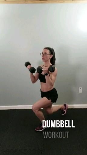 Fat burning full body workout