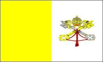 3 X5 Vatican City Flag National Catholic Pope Papal Christian By