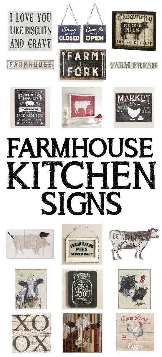 15 Farmhouse Kitchen Signs Farmhouse Kitchen Signs Kitchen Signs Farmhouse Kitchen Decor