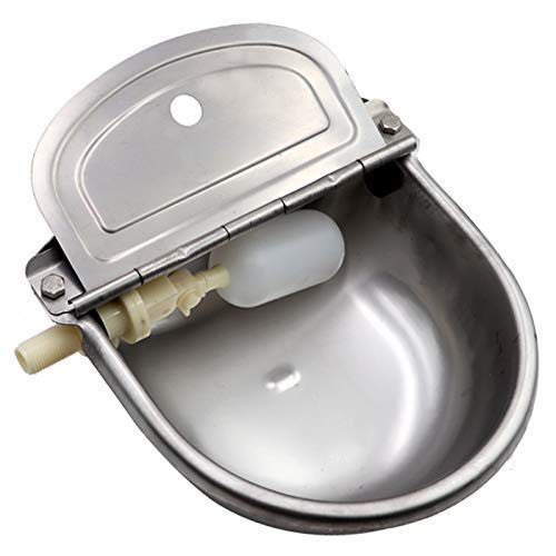Pet Supplies Automatic Stock Feeder Trough Bowl Dispenser Waterer For Pet Dog Automatic Bowl Dispenser Dog Feeder Pet Stock Supplies Trough En 2020