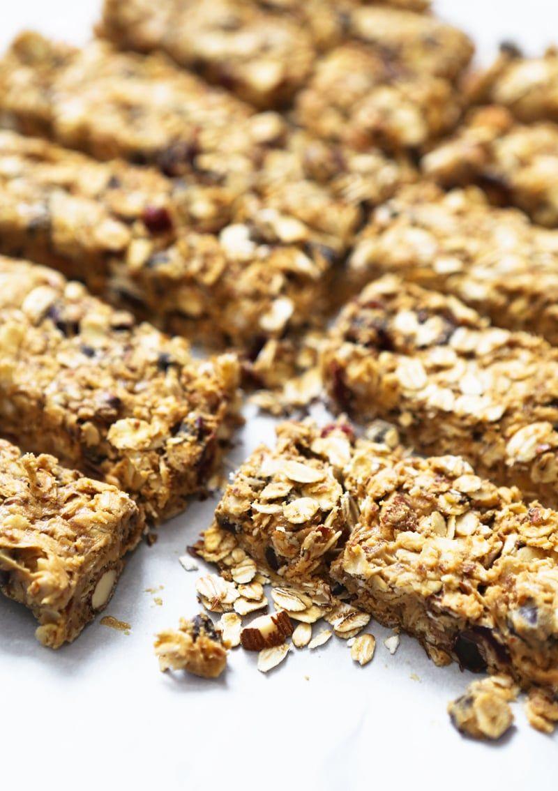 Easy No Bake Granola Bars Recipe Pip And Ebby Recipe No Bake Granola Bars Granola Recipe Bars Baked Granola
