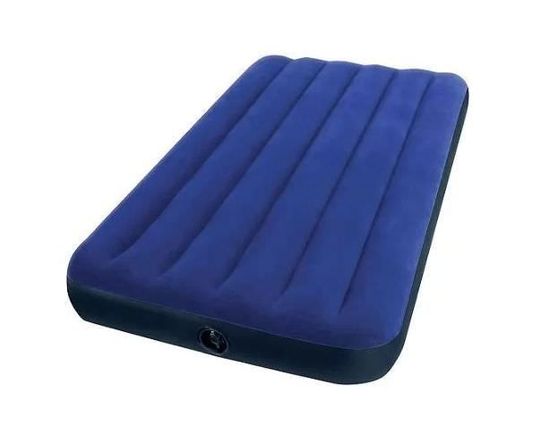 Camping Air Mattress Airbed Inflatable Bed Twin Size Outdoor Intex Sleeping New Air Mattress Camping Inflatable Bed Mattress