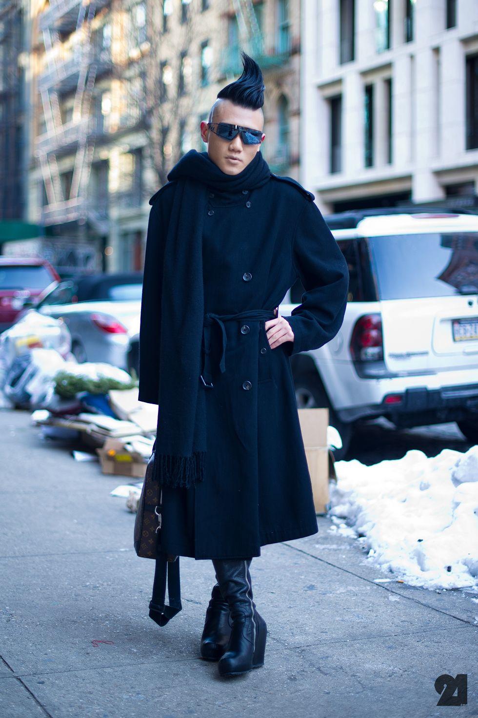 New York City Street Fashion | New York City Street Style