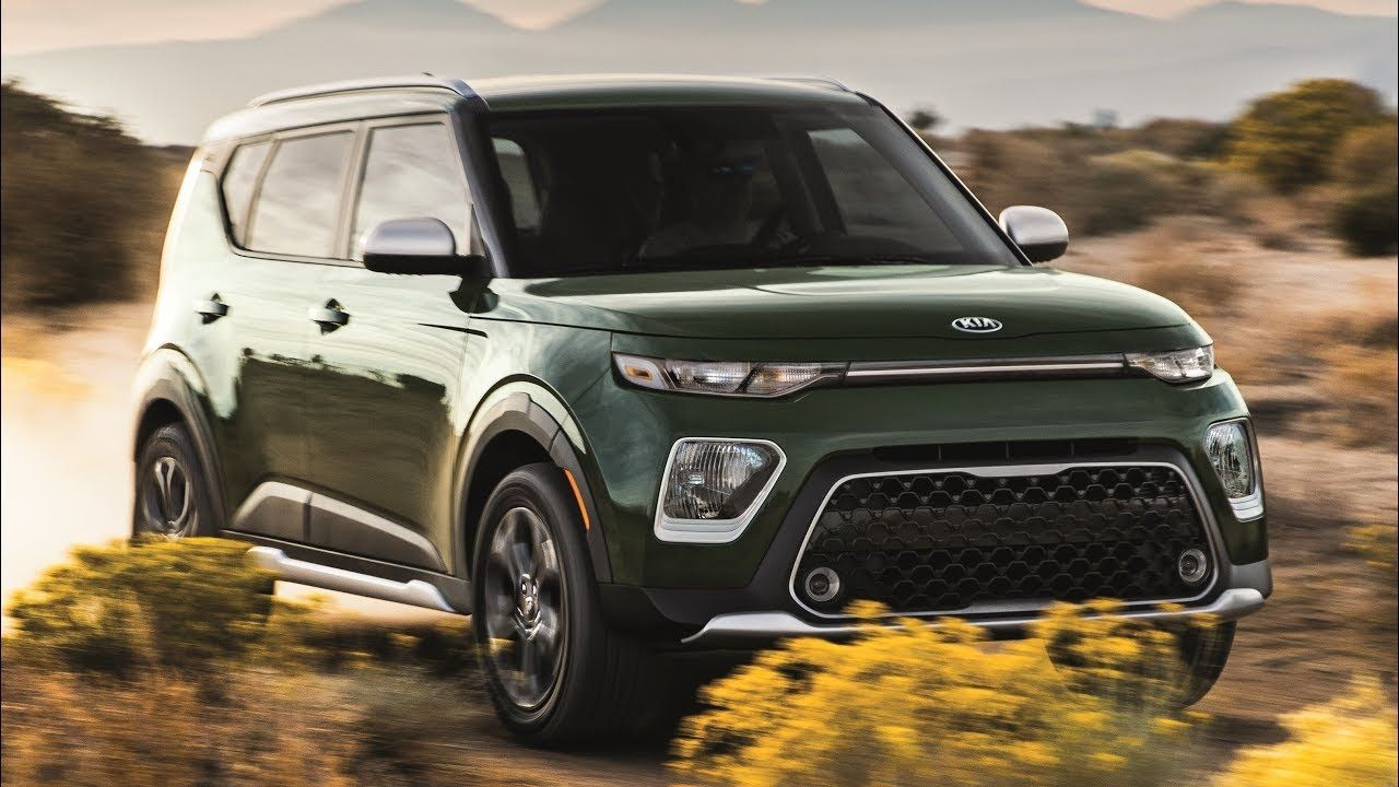 Novo Kia Soul Gt Line 2020 Exterior Interior Kia Soul Best Cars For Teens Car For Teens