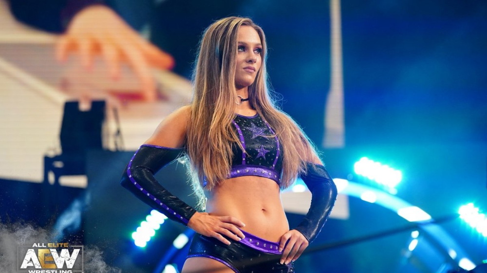 10 Aew Wrestlers Poised To Break Out In 2021 Page 7 In 2021 Jay Female Wrestlers Anna