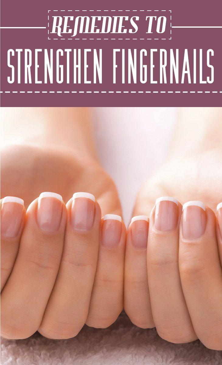 Remedies To Strengthen Fingernails Toenail fungus