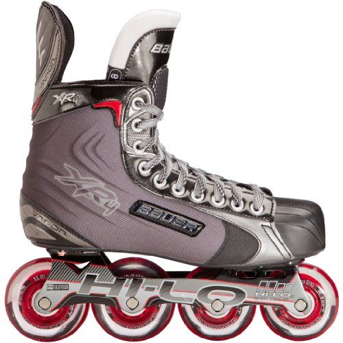 Bauer Vapor Xr4 Inline Skates Junior To View Further For This Item Visit The Image Link This Is An Amazo Roller Hockey Skates Inline Skating Inline Hockey