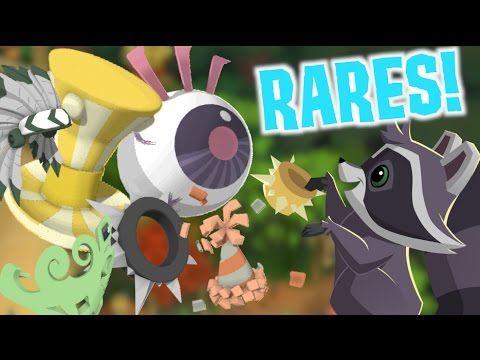 Animal Jam: I'M SO RARE!!