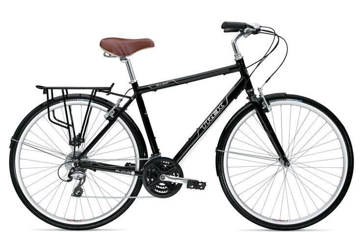 Trek Allant 2012 Hybrid Bike Trek Bikes Bike Reviews Bicycle